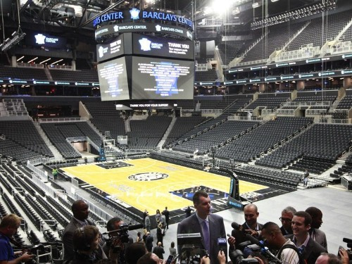 The Brooklyn Nets Are Caught In The Center Of Russia's Economic Crisis