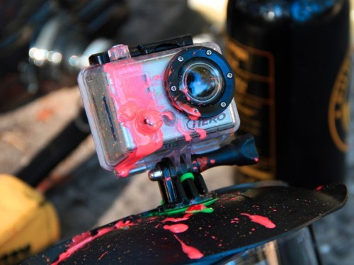 One product could be GoPro's next billion dollar business