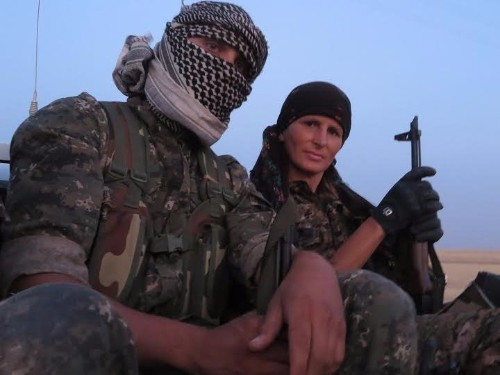 The Canadian model fighting ISIS in Syria tells us that they're easier to defeat than you'd think