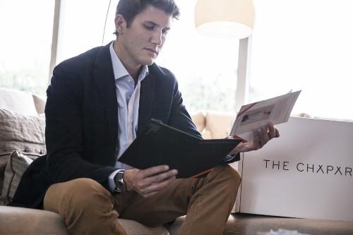Online clothing service The Chapar