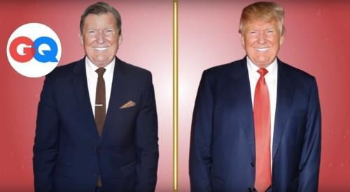 GQ gave Donald Trump a makeover — and the transformation is striking