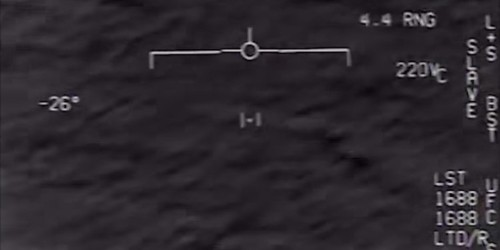 The Navy keeps encountering mysterious UFOs — and no one can figure out what they are