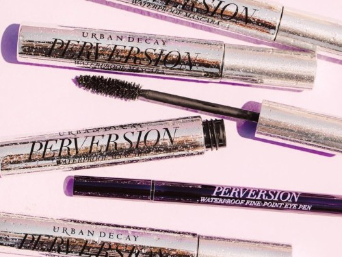 Urban Decay Perversion Waterproof Mascara and Eyeliner - 2019 Review