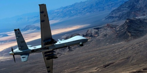 Another US combat drone has been shot out of the sky over Yemen