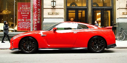 Nissan's redesigned GT-R is a beast worthy of its 'Godzilla' nickname