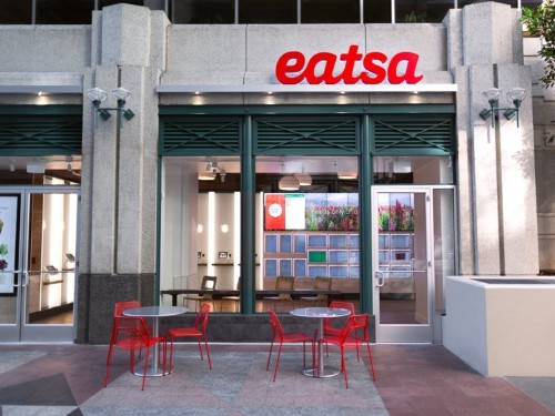 This is the first fast-food chain in America that requires zero human interaction