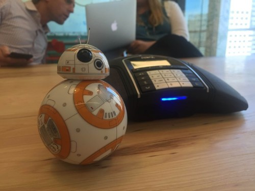 We tried to put the new 'Star Wars' droid to work and the results were hilarious