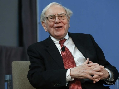 We Love What Warren Buffett Says About Life, Luck, And Winning The 'Ovarian Lottery'