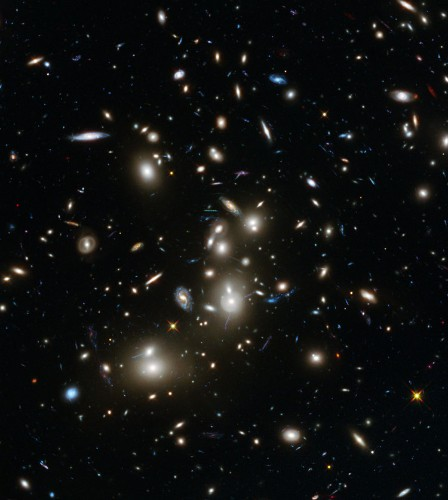 Hubble Just Found One Of The Faintest, Smallest, And Oldest Galaxies We've Ever Seen