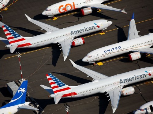 Boeing sells zero 737 Max airplanes in July, the fourth straight month