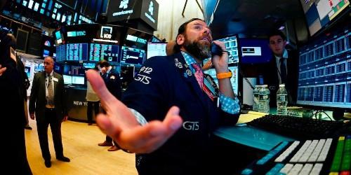 Tech stocks plummet as coronavirus fears send traders fleeing to safety   Markets Insider
