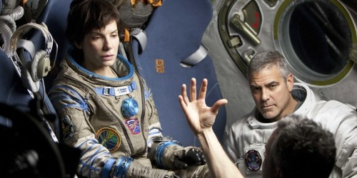 30 Photos From 'Gravity' That Make You Feel Like You're In Space