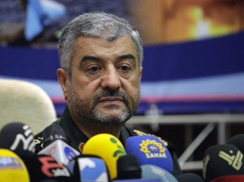 Iran Revolutionary Guards chief warned of 'nuclear sedition' and a 'US plot'