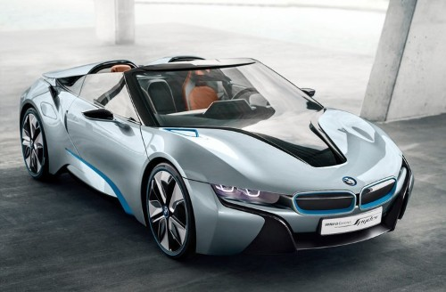 BMW's New Hybrid Sports Car Will Go From 0 To 60 MPH In 4.5 Seconds
