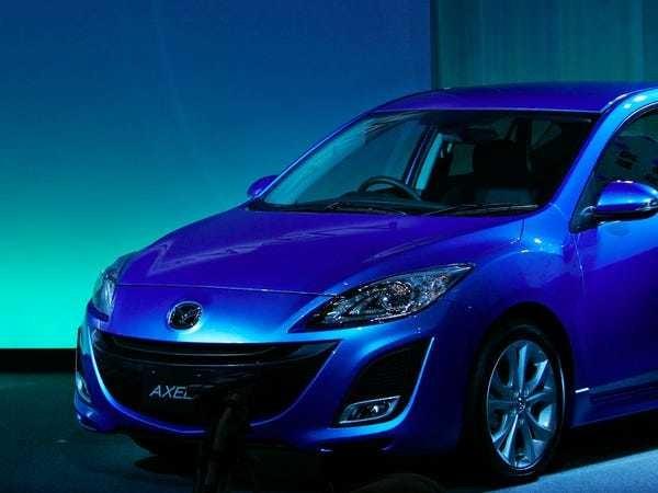 Mazda fuel efficiency breakthrough - Business Insider