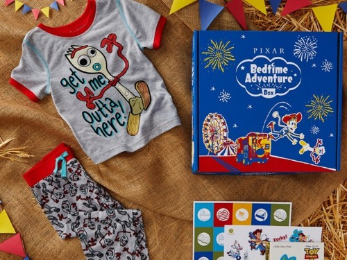 Disney just launched a new subscription box to help with your child's bedtime routine