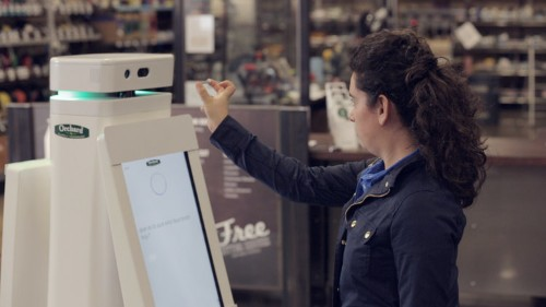 Lowe's has a robot that speaks 7 languages and can help customers find anything in the warehouse