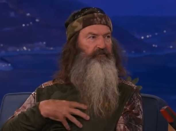 'DUCK DYNASTY' WINS: Phil Robertson Is Back On The Show