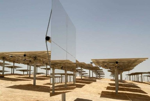 In Israeli desert, world's highest solar tower looks to future