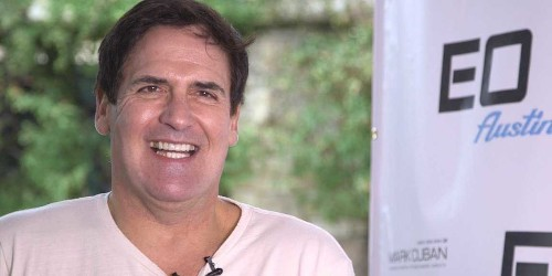 Mark Cuban Reveals The Only 13 Apps On His Phone