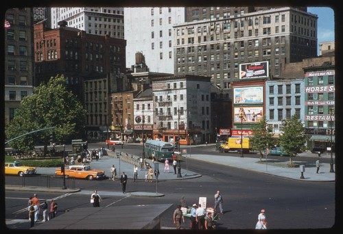 VINTAGE PHOTOS: Take A Tour Of Manhattan In The 1940s