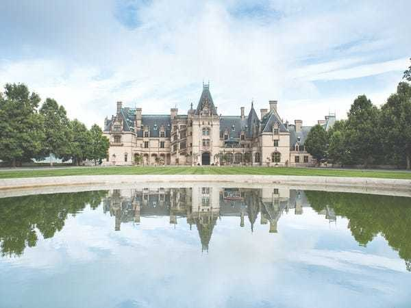 Look inside Biltmore House, the largest home in the United States - Business Insider