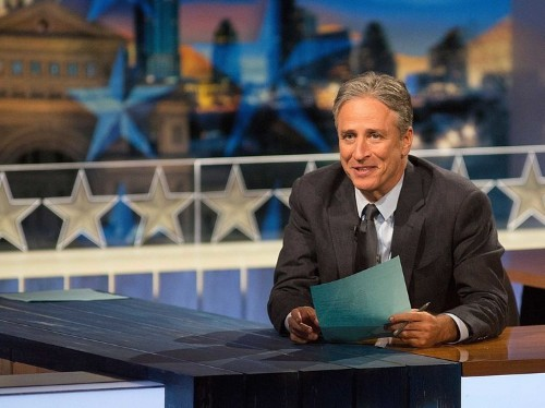A petition urging Jon Stewart to moderate a presidential debate has suddenly caught fire