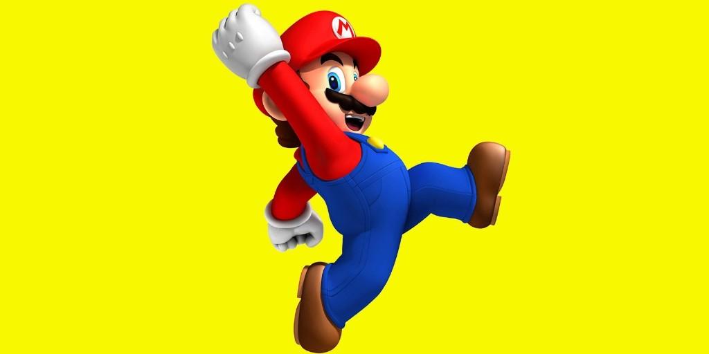 Nintendo Games - Magazine cover