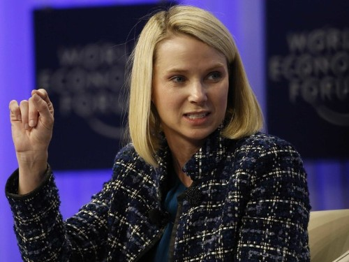 Yahoo's Share Of The Search Market Fell Below 10% For The First Time Ever
