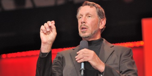 Why Larry Ellison is optimistic about Oracle's new cloud database