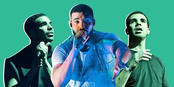Drake is the artist of the decade - Business Insider