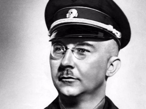 The most chilling details from the recently found diary of the head of the Nazi SS