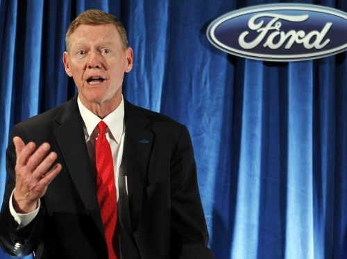 Alan Mulally Explains How He Turned Around Ford