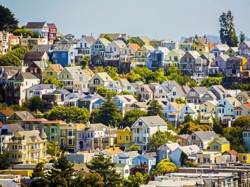 This interactive map shows how unaffordable San Francisco has become since 2010