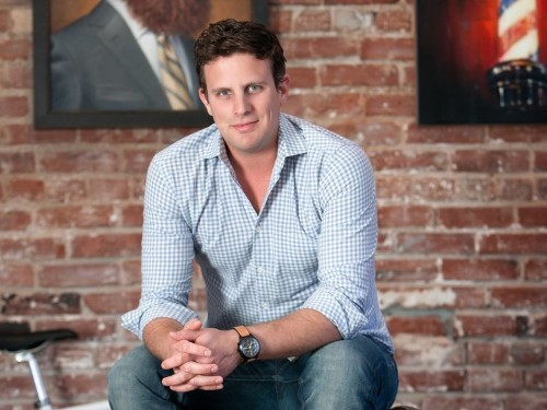 Dollar Shave Club CEO shares the twice-a-day habit that rejuvenates him more than coffee