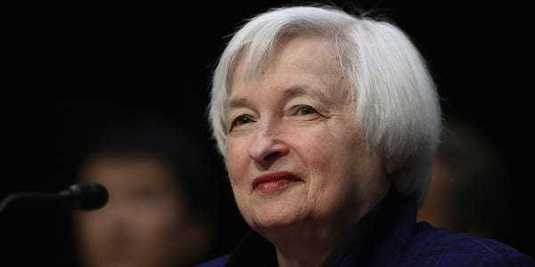 Adding to federal debt OK to pay for education, infrastructure: Yellen - Business Insider