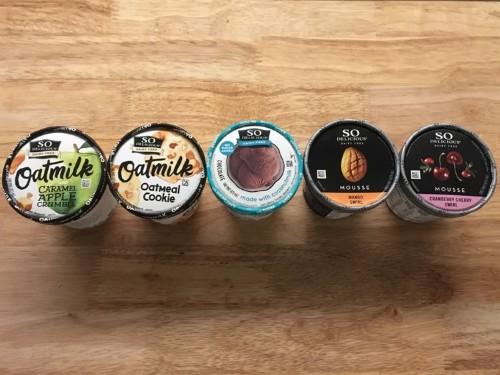 So Delicious ice cream: oat-milk and dairy-free alternative ice cream