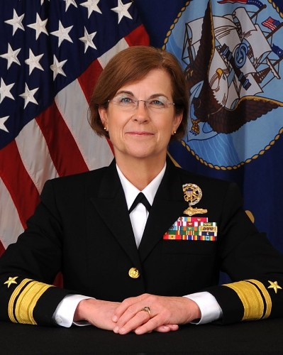 The admiral in charge of Navy intelligence has not been allowed to see military secrets for years