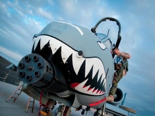 The A-10 'Warthog' just got a little more badass