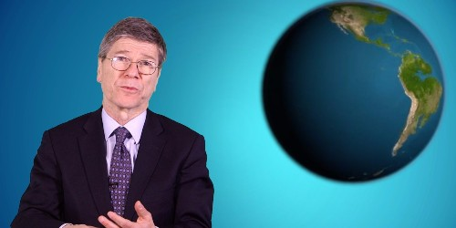 Economist Jeff Sachs reveals the biggest threat to the human race