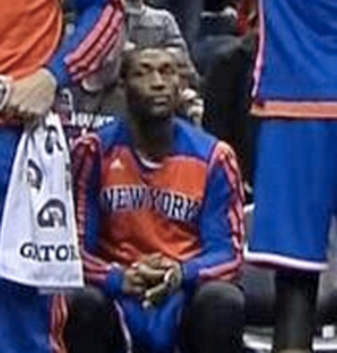 This Image Of The Knicks Bench After Andrea Bargnani Took The Dumbest Shot Of The Year Is Perfect
