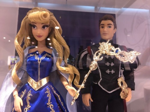 Disney reveals exclusive Princess Masquerade dolls at D23 Expo