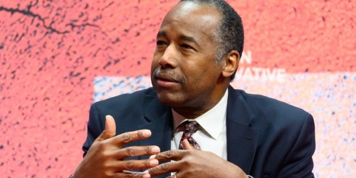 Ben Carson confuses real estate term with 'Oreo' cookies in Congress