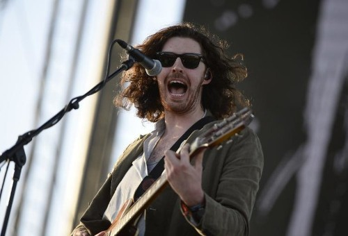 Hozier's solitary voice grows louder at Coachella