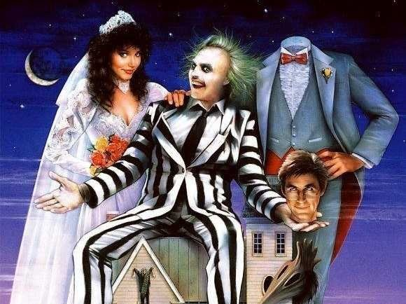 Tim Burton Is In Talks To Direct A 'Beetlejuice' Sequel Starring Michael Keaton