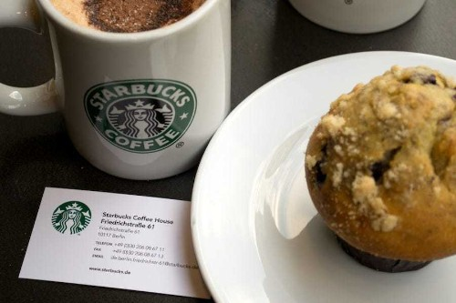 Highest calorie things to order at Starbucks