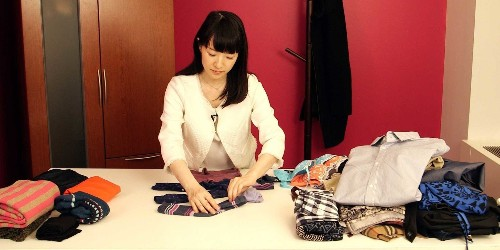 A Japanese lifestyle guru explains how to organize your home once — and then never again