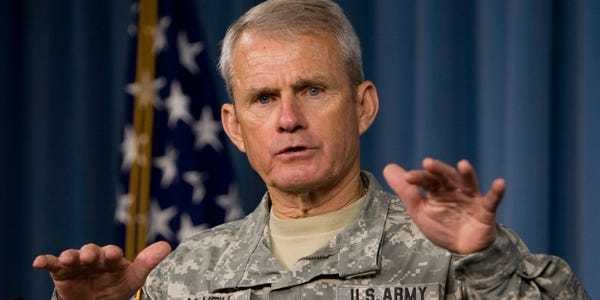 Former US commander didn't know what 'winning' meant in Afghanistan - Business Insider