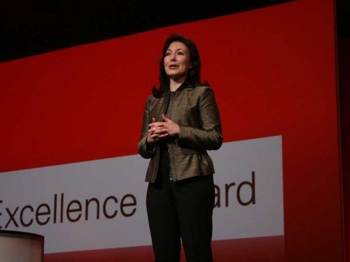Meet New Oracle Co-CEO Safra Catz, The Highest-Paid Female Executive In The World
