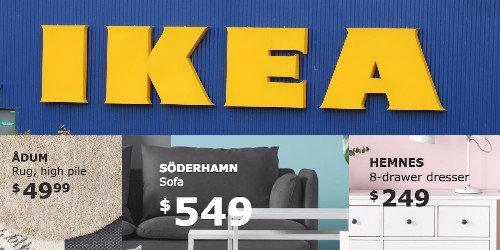 Here's the meaning behind all of those obscure IKEA product names